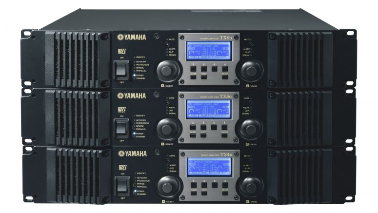 Yamaha TXn Series Power Amp