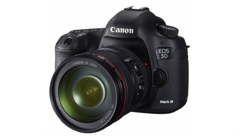 Canon announces EOS 5D Mark III: 22.3 MP full-frame sensor, 6 fps, 102,400 max ISO, 1080/30p HD, $3,500 price tag