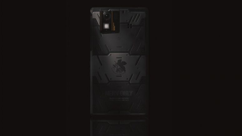 NTT Docomo unveils Sharp SH-06D NERV smartphone Evangelion: 3.0 You Can (Not) Redo edition