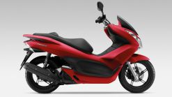 Upgraded PCX125 and new PCX150 scooters launched with new Honda engine eSP