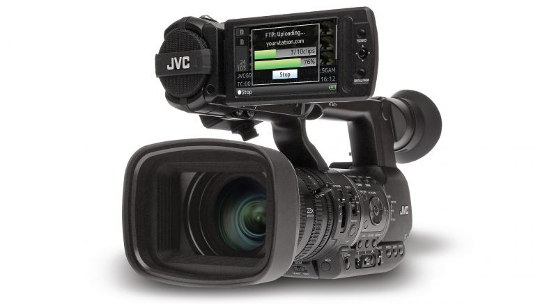 JVC GY-HM650 ProHD camera saves WWSB thousands in satellite truck costs with one assignment