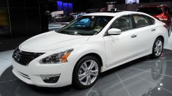 New York Auto Show 2012 : 2013 Nissan Altima