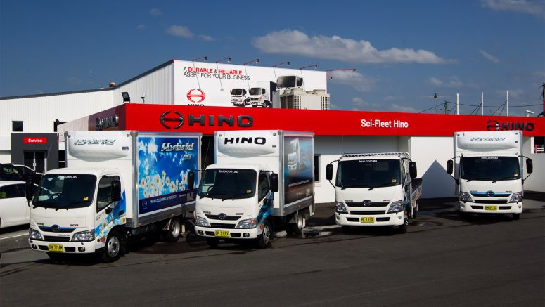Hino End Of Financial Year Sale A Win For New Truck Buyers