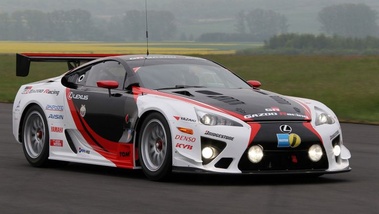 Lexus LFA to Participate in Nürburgring 24 Hour Race This Weekend