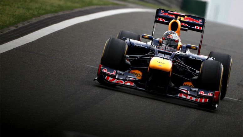 Infiniti Formula One Returns to In-Season Testing in Italy: Day 3