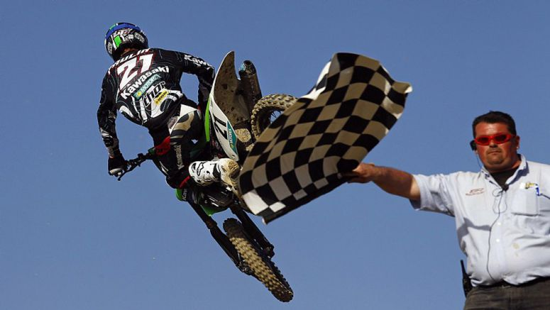 Kawasaki New MXGP video Round 3, Fermo, Italy 2012