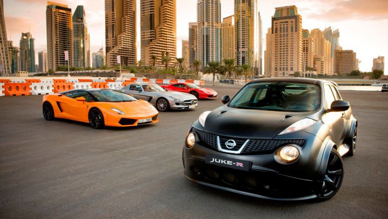 Nissan Launches Limited Run of Exciting JUKE-R as it Stars in Own Movie