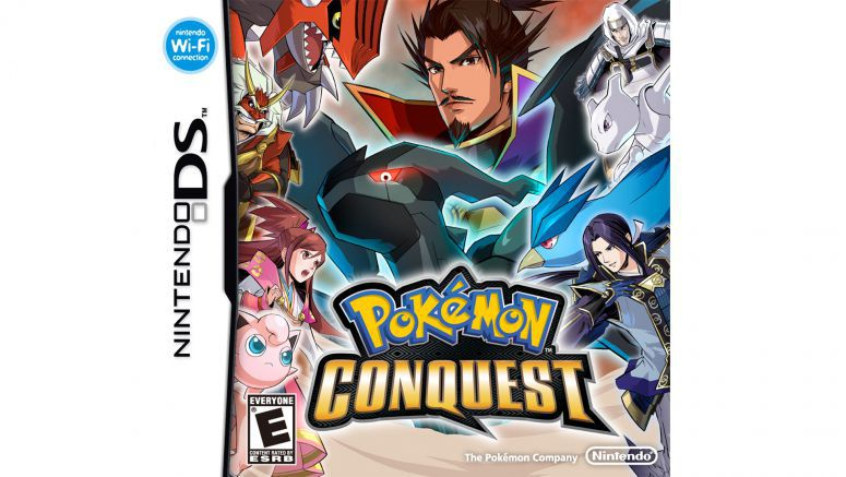 Pokemon Fans Find Kingdoms To Conquer In Pokemon Conquest For Nintendo DS