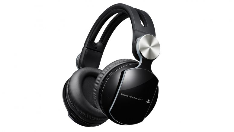 Sony Pulse wireless stereo headset Elite Edition Tech Tour
