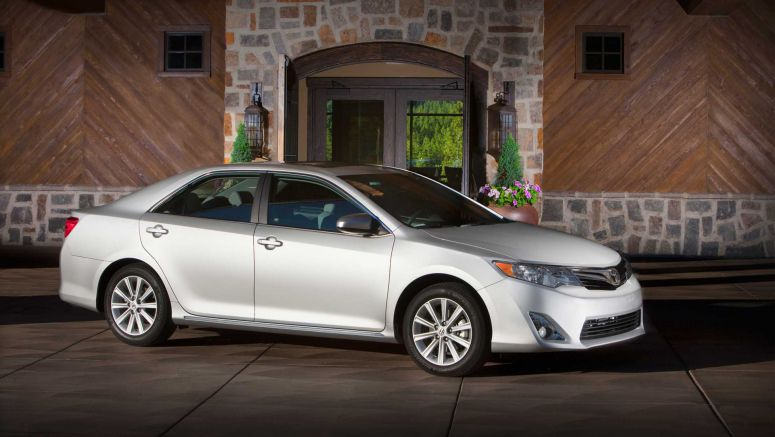 Three Toyota Models Selected as Best Family Cars of 2012