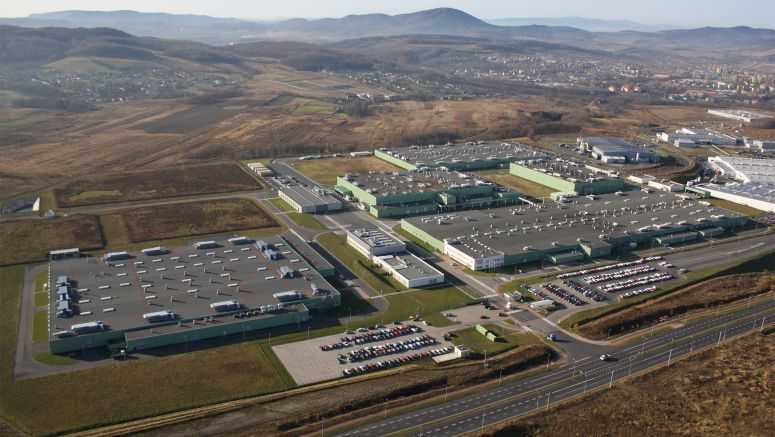 Toyota European engine and transmission plant in Poland turns 10