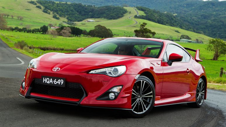 Toyota Offers Aero Kit For new 86 GTS