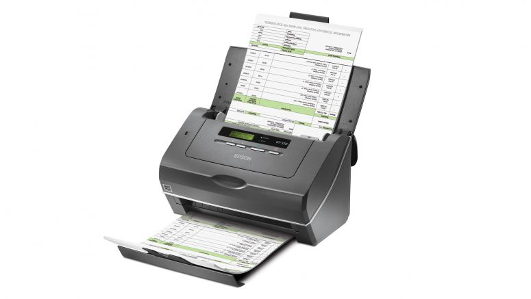Epson Expands Line of Professional Sheet-Fed Document Scanners