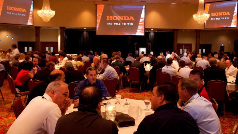 Honda Honors Top Maintenance, Repair and Operational Services Suppliers