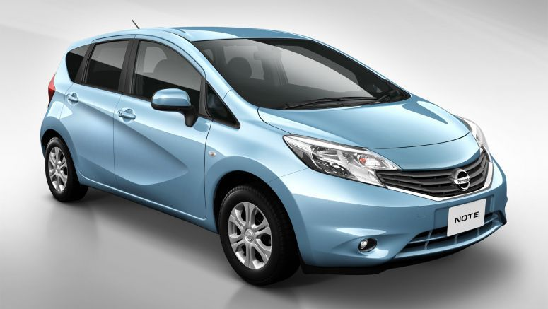 Nissan NOTE Launched, a New Global Hatchback
