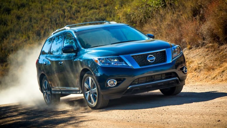 Nissan to Introduce the All-New 2013 Pathfinder