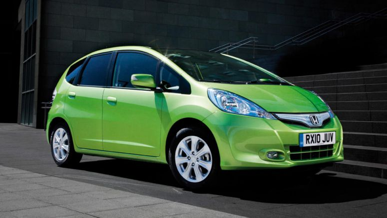 Honda launches Jazz (Fit) Hybrid in Thailand