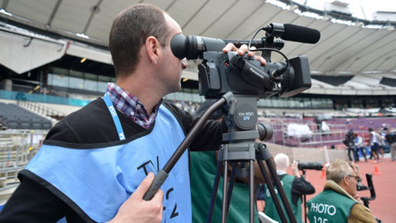 Panasonic Extends its Olympic Broadcasting Legacy