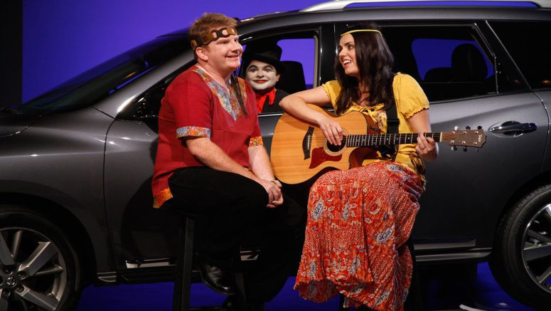 Comedy, Music, Fans Fuel Nissan Pathfinder on Facebook