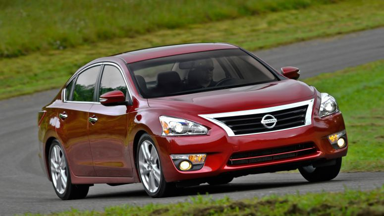 Nissan North America Sales Increase 7.6% in August