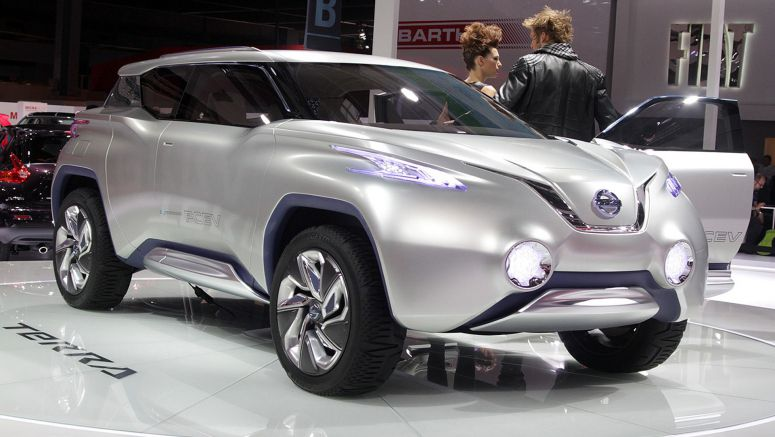 Nissan Likely To Exhibit Murano Concept In Detroit Auto Moto