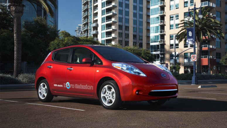 TotalCarScore.com Names Nissan LEAF the Best Car for Commuting