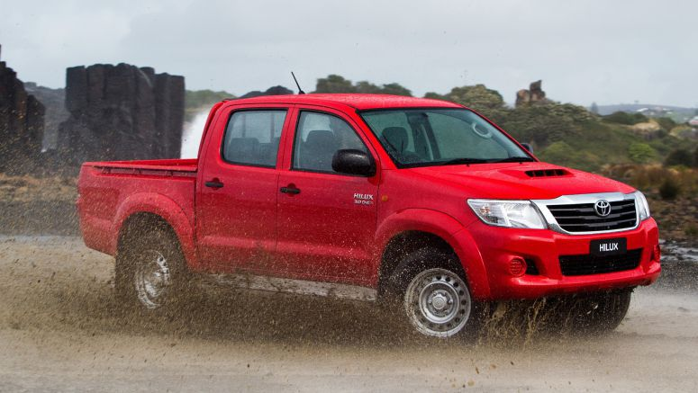 Toyota Dominates Sales In August 2012