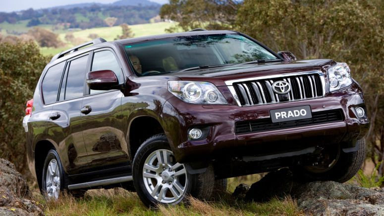 Toyota Landcruiser Prado: 200,000 Sales And Counting