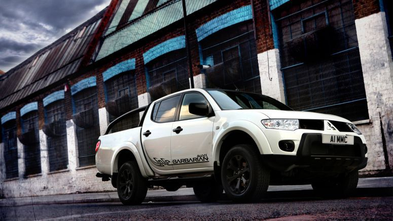 Mitsubishi L200 , The Only Truck Tough Enough For A 5-Year / 125,000 Mile Warranty
