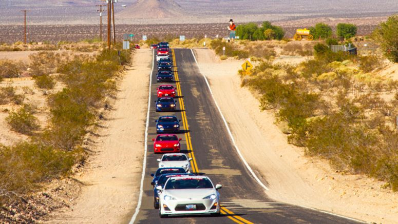 Video Documenting 50 FR-S Scion to SEMA Road Trip coming soon