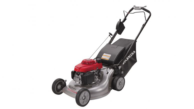 Honda Introduces Redesigned HRX and HRR Lawn Mowers at GIE+EXPO 2012