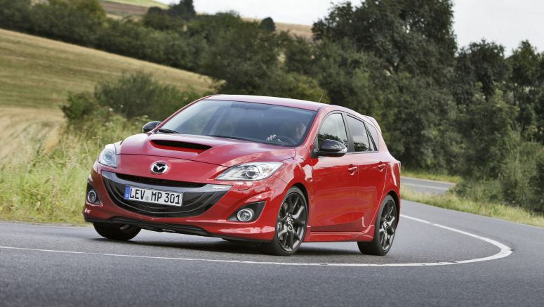 Mazda3 MPS upgrade: Hotter outfit, hotter hatch