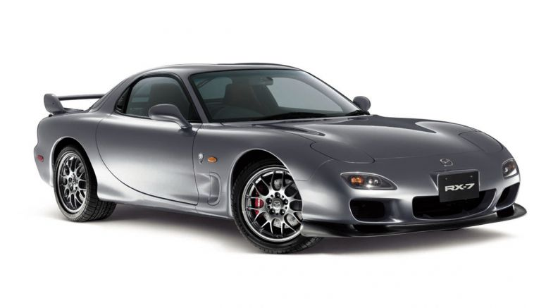 New Mazda RX-7 Could Get Turbo Rotary