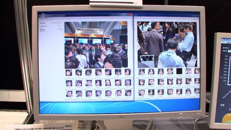 NEC marketing service uses facial recognition tech to estimate gender, age, and visiting frequency