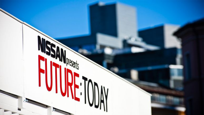 Nissan Presents the Future:Today
