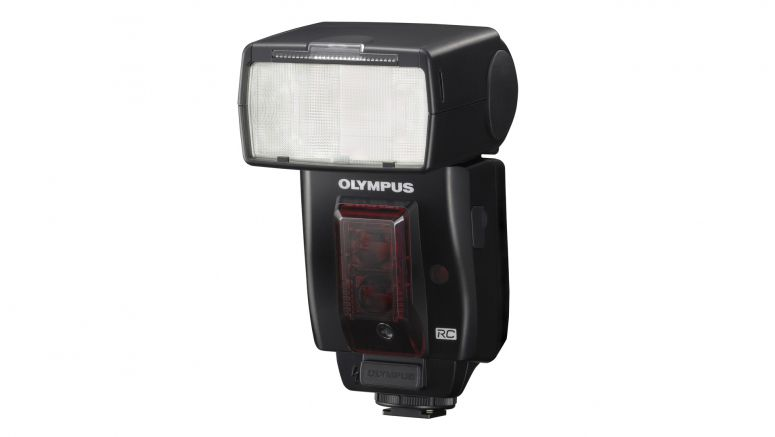 Olympus Professional flash with GN50