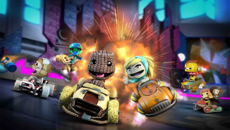 Sony Playstation LittleBigPlanet Karting: Demo Out Now, Watch the New Trailer