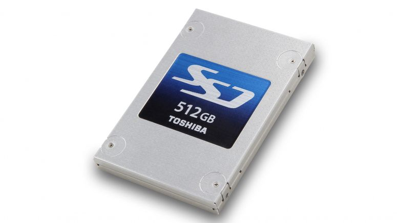 Toshiba: SSDs Will Be Cheaper Than Near-line HDDs in 2025