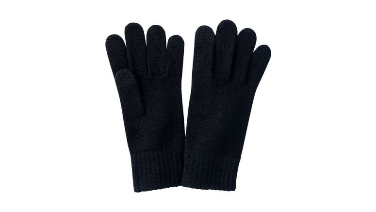 UNIQLO Gloves allow you to use a smartphone