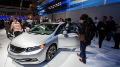 2013 Honda Civic Overview