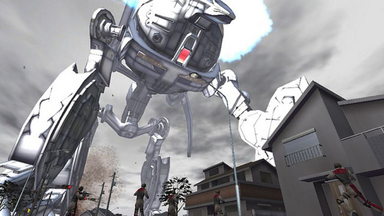 Earth Defense Force 2017 Portable Invades PS Vita January 8th