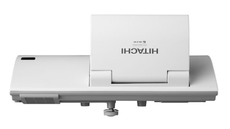 Hitachi Now Offers CP-AW252WN Ultra Short Throw 3LCD Projector