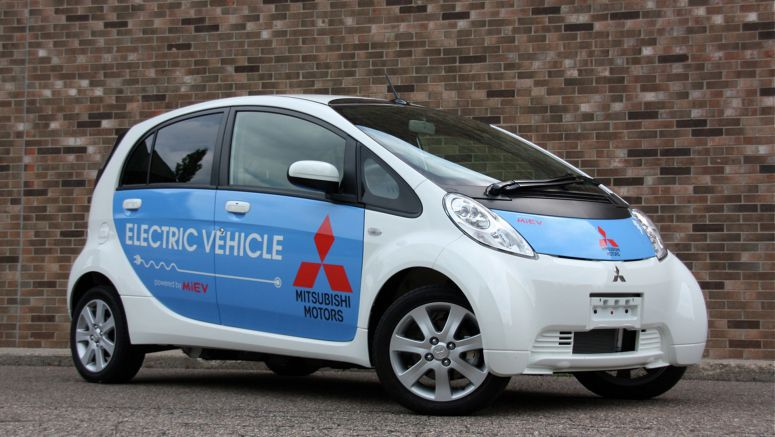 Mitsubishi i-MiEV set for pricing review