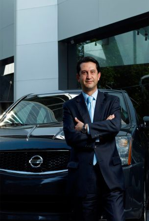 Nissan Names Jose Munoz Senior Vice President, Sales and Marketing, for U.S. and Canada