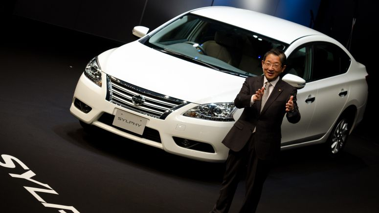 Nissan Sylphy Comes Home to Japan