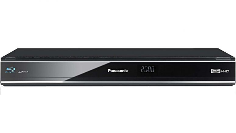 Panasonic DMR-PWT520 blu-ray disc player & hard drive recorder review