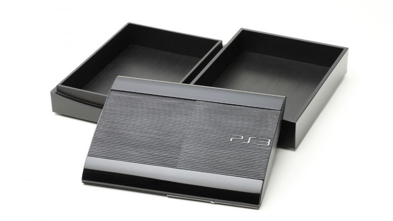 Sony unveils the new PS3 Lunch Box