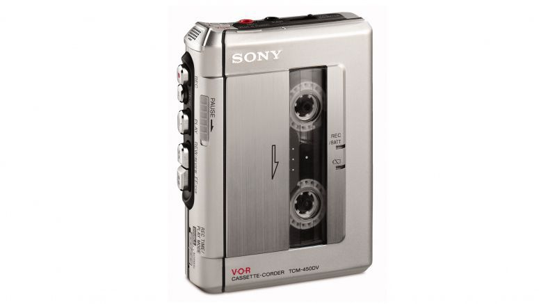 Sony to discontinue the production of Cassette Player/ Recorder