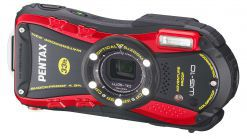 Pentax WG-10 waterproof digital camera arrives for late winter dips