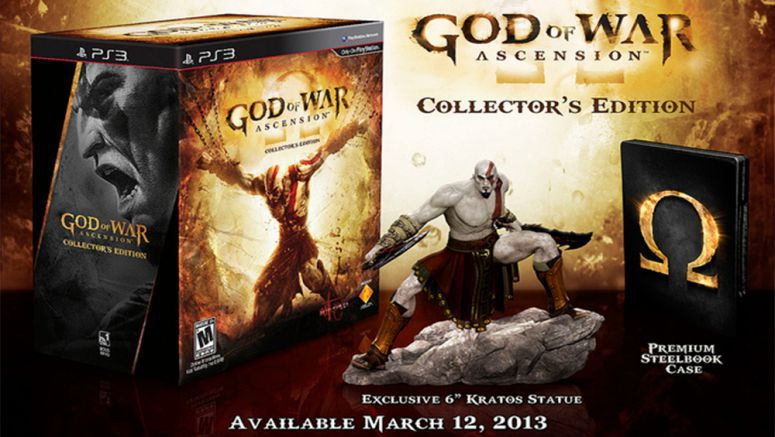 Sony God of War: Ascension Single-Player Trailer, Demo in February
